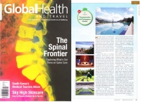 GlobalHealth and Travel Magazine